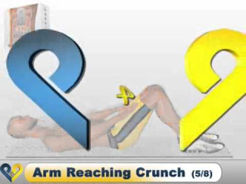 Home Ab Workout: How to Get 6 Pack Abs Exercises