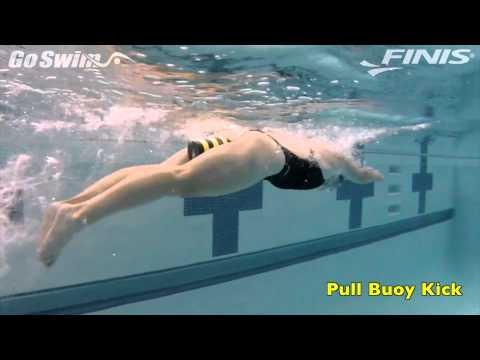 Breaststroke - Pull Buoy Kick