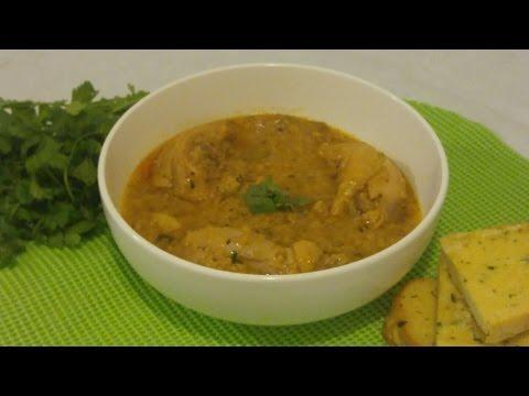 Chicken and Rice soup (Asopao) Puerto Rican recipe  Episode 116