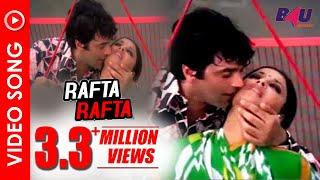Rafta Rafta | Full Song | Kahani Kismat Ki | Rekha, Dharmendra | HD