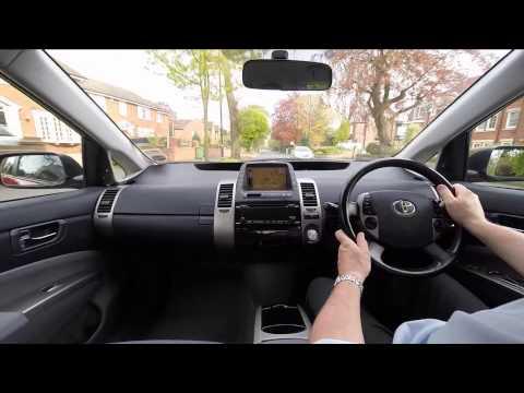 Virtual Test Drive Toyota Prius 1.5 VVTi T Spirit Hybrid 5dr CVT Auto + FULL TOYOTA SERVICE HISTORY