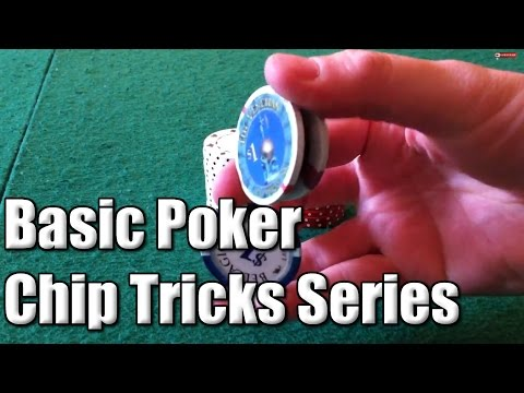 The Chip Thumb Flip Tutorial | Basic Poker Chip Tricks Series