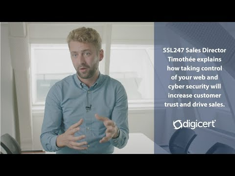 Take control of your web security with SSL247 & DigiCert