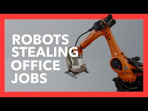 Office Work Automation: You Aren't Too Creative To Be Replaced