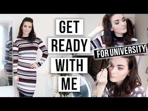 Get Ready With Me For University | ohhitsonlyalice