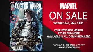 Marvel NOW! Titles for May 31st