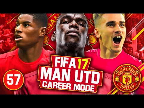 FIFA 17 Career Mode: Manchester United #57 - The Only Unbeaten Team In The League?!