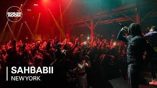 Sahbabii | Br X Places Faces - Nyc