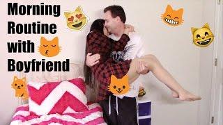 Morning Routine with Boyfriend 2016