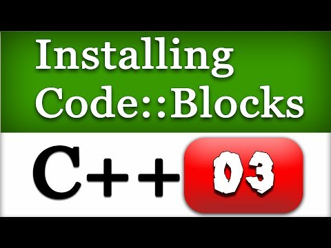 Installing Code Blocks IDE with Compiler for C and C++