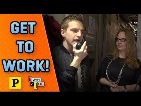 """How to Stage Manage on Broadway with """"The Great Comet"""" – Get To Work!"""