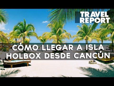 Cómo llegar a Isla Holbox desde Cancún