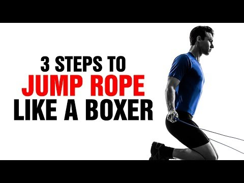 How To JUMP ROPE Like a Boxer In 3 Easy Steps - Jump Rope Mistakes - Beginner - Sixpack Factory