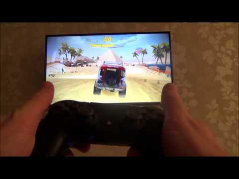 How to Connect PS4 Controller to Phone and view on a TV / Laptop