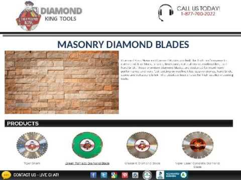 Masonry Saw Blade