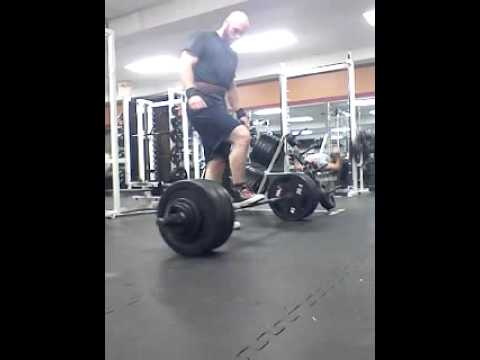 Power Clean and Jerk 255x1 270x1
