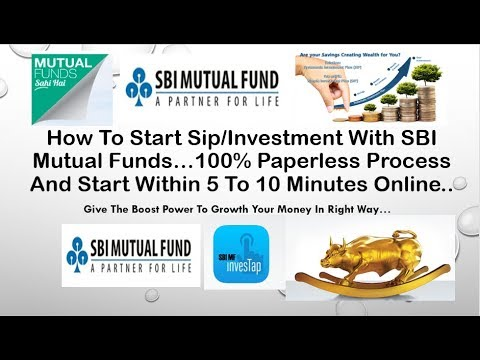 How to Invest SBI Mutual Fund