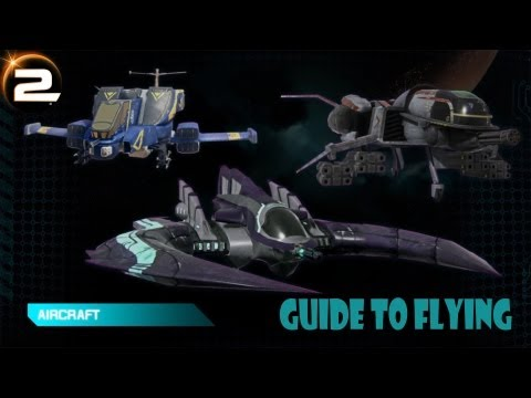 PLANETSIDE 2: Guide to flying! #1