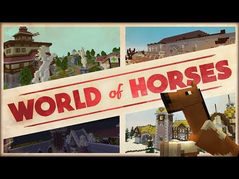 World of Horses - Launch Trailer