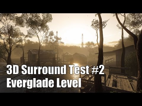 [PC] 3D Surround Gaming Test #2 - Battlefield Hardline - EVGA GTX-970 SLI, Intel i7-4790k