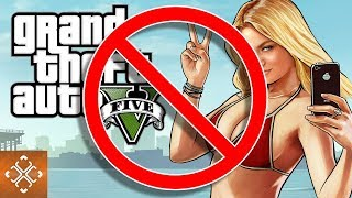 Everything Wrong With Gta 5 In 12 Minutes Or Less
