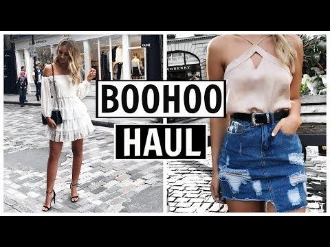 BOOHOO HAUL & TRY ON | AUGUST 2017