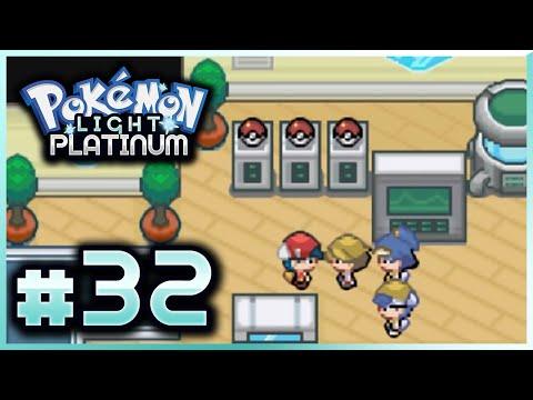 Let's Play Pokemon: Light Platinum - Part 32 - Lauren Region