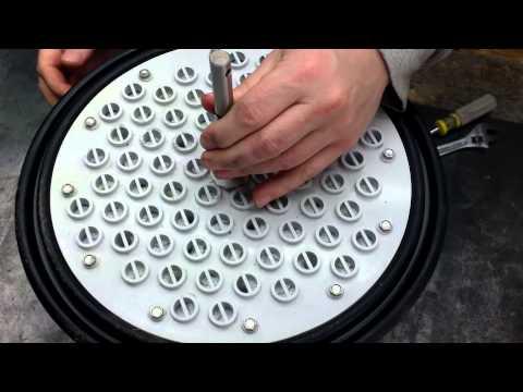 Hayward EC40 Pool Filter Bump Shaft Installation