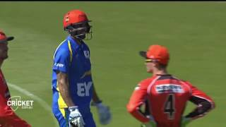 Extended highlights: Scorchers topple Legends XI