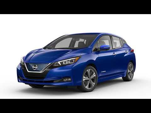 2018 Nissan LEAF - Intelligent Key and Locking Functions