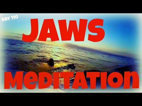 Jaws Meditation (Day 110)/Relax your Jaw to Relax your mind