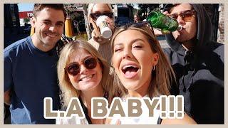 LOS ANGELES VLOGG - Vi bor i Paris Hiltons hus!!!!!!