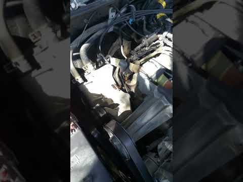 2000-2003 Pontiac Grand Prix - Power Steering Reservoir Location