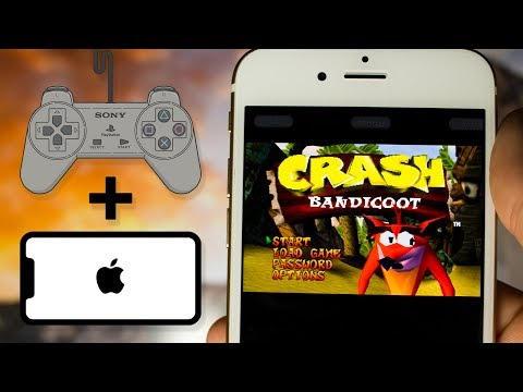 Play PLAYSTATION 1 Games on your iOS 11 Device! And 20 other Classic Consoles (NO JAILBREAK)