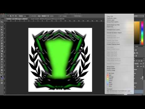 JamiezGFX Roblox Clan Logo- Speed art #4
