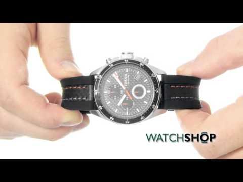 Fossil Men's Decker Chronograph Watch (CH2956)