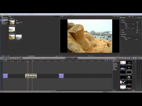 Picture in Picture Effect on Final Cut Pro X