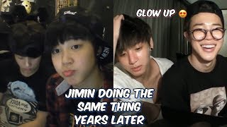 Download jimin doing the same things years later Video