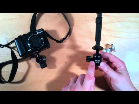 Osrso Mini Ball Head Tripod  Camera Mounts