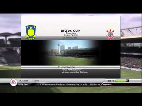 FIFA 12 Ultimate Team - 100 and Out - Episode 2