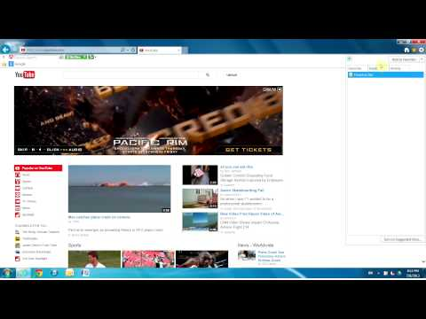 How to Add Bookmarks or Favorites in Internet Explorer