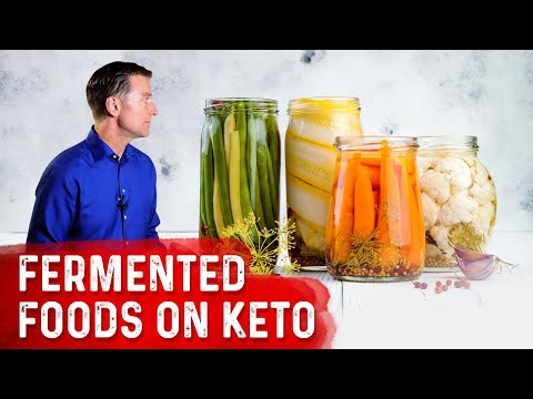 What Fermented Food Are Okay on Keto (Ketogenic Diet)?