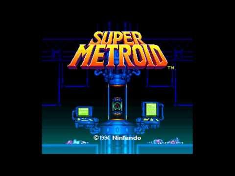 ¡Stream de Super Metroid!