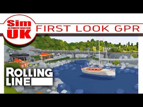 Best PC Game of 2018? | Rolling Line First Look Gameplay Review | VR is Optional (Oculus)
