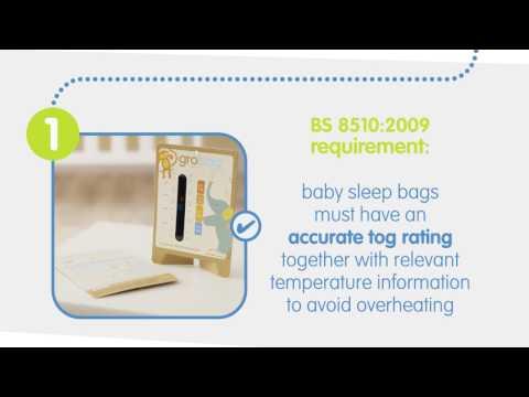 Check your baby sleep bag