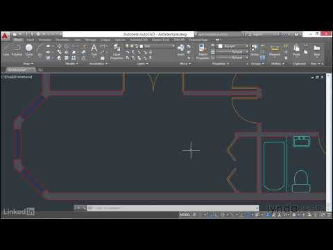 Measuring distances and areas: AutoCAD 2016 Essential Training