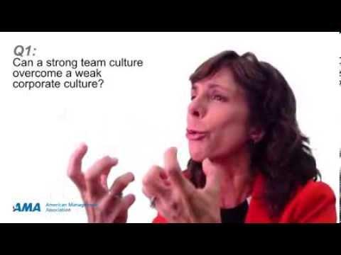 3 Questions: Christine Comaford on Team Culture vs Corporate Culture
