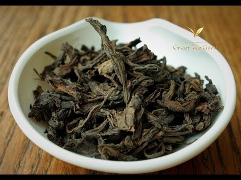 What Does A 20 Year Old Raw Puerh Tea Taste Like?