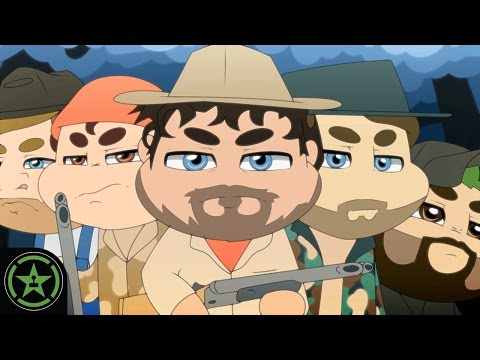 AH Animated - Mountain Monsters