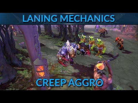 Creep Aggro Tricks + Replay Analysis | Laning Mechanics Dota 2 Guide | GameLeap